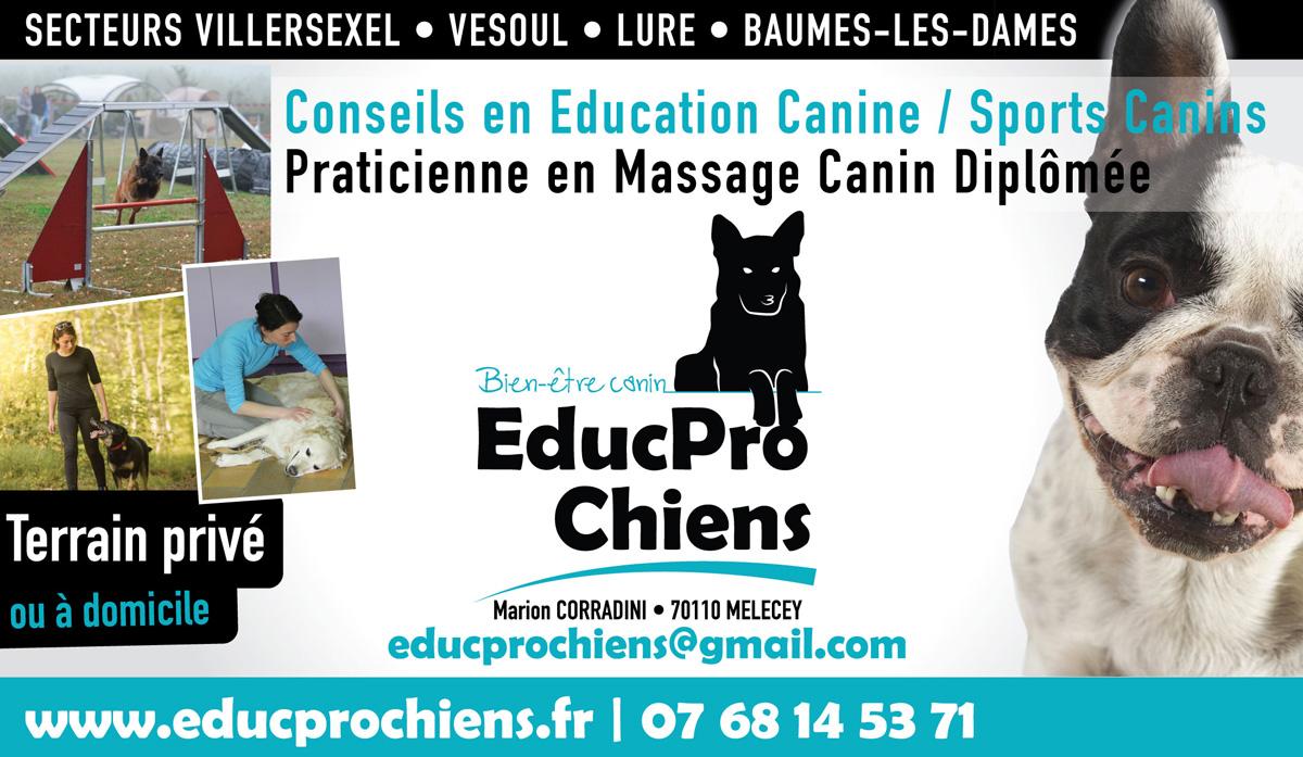 EducProChiens - Centre Canin